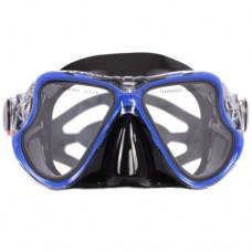 HX mask blue/black