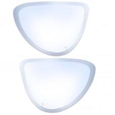 Optische Glaeser Tauchermaske