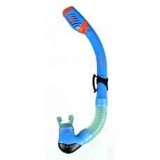 Kids snorkel blue