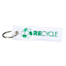 Keychain recycle