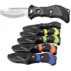 Diving knife BC blunt