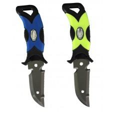 Titanium BC diving knife