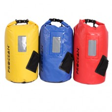 Drybag 30 liters with 2 pockets