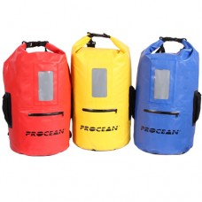 Drybag 30 liters with 3 pockets