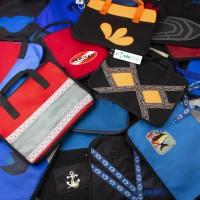 Recycle Ipad/table bag