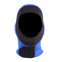 Hood 5mm with velcro closure