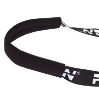 Neopren protection strap for crotch strap
