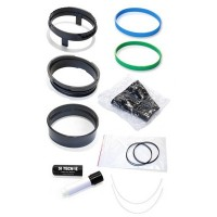 Antares set rings for suit + rings gloves + silicon