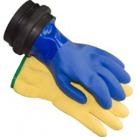 Glove lock complete