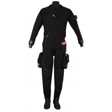 Technical drysuit