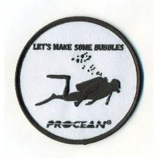 Bubbles badge