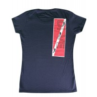 T-shirts Diveflag ladies