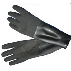 Drygloves with latex seal