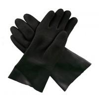 Trockenhandschuhe schwarz