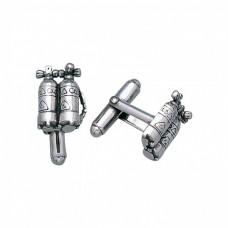 Divecylinder cufflinks