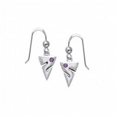 Linemarker earring