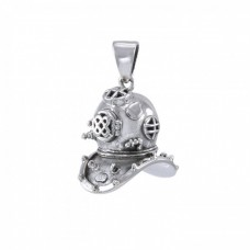 Diving helmet small
