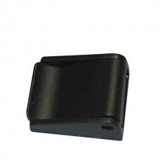 Weight belt buckle plastic