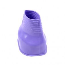 Silicon wristseal purple S or standard