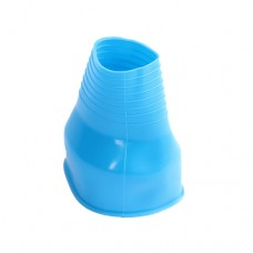 Silicon wristseal blue S or standard