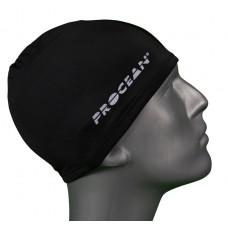 Lycra swimcap black