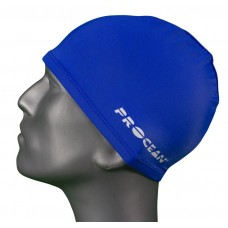 Lycra swimcap blue