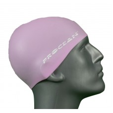 Silicon swimcap pink